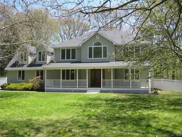 8 Wequetequock Passage, Stonington, CT 06379 (MLS #170289801) :: Spectrum Real Estate Consultants