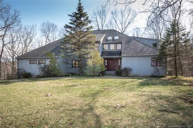 26 Walker Lane, Weston, CT 06883 (MLS #170289991) :: GEN Next Real Estate