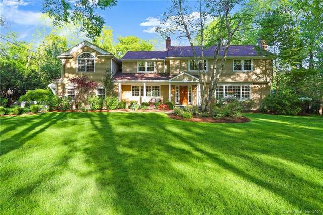 1 Ironwood Lane, Darien, CT 06820 (MLS #170290050) :: The Higgins Group - The CT Home Finder