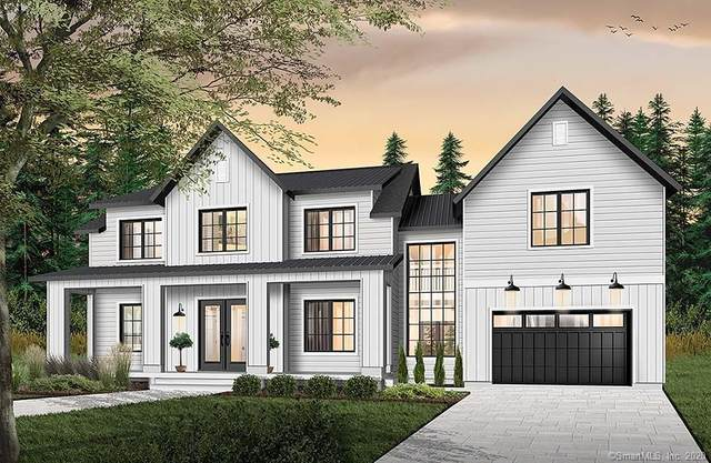 39 Greenway Drive Lot 8A, Greenwich, CT 06831 (MLS #170290500) :: Forever Homes Real Estate, LLC