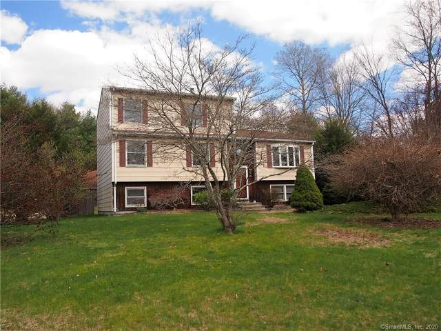 398 Stafford Road, Mansfield, CT 06250 (MLS #170290914) :: Michael & Associates Premium Properties | MAPP TEAM