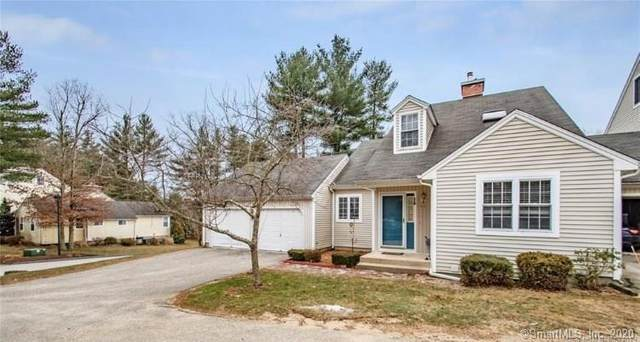 40 Samuel Lane #40, Mansfield, CT 06250 (MLS #170291022) :: The Higgins Group - The CT Home Finder