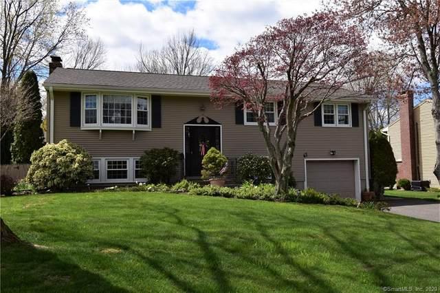 67 Lamplighter Lane, Newington, CT 06111 (MLS #170291152) :: Spectrum Real Estate Consultants