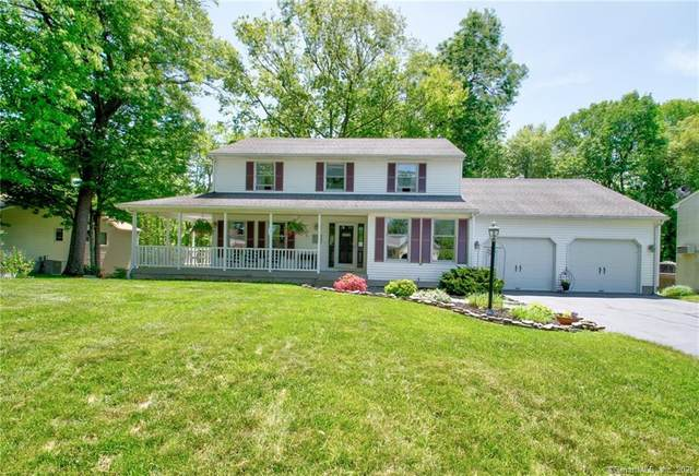 188 Langford Lane, East Hartford, CT 06118 (MLS #170291338) :: Hergenrother Realty Group Connecticut