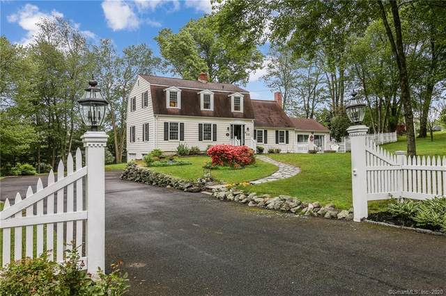 219 Church Street, Monroe, CT 06468 (MLS #170291604) :: The Higgins Group - The CT Home Finder