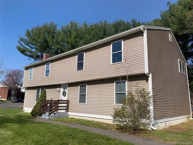 88 Shawn Drive, Bristol, CT 06010 (MLS #170291627) :: Spectrum Real Estate Consultants