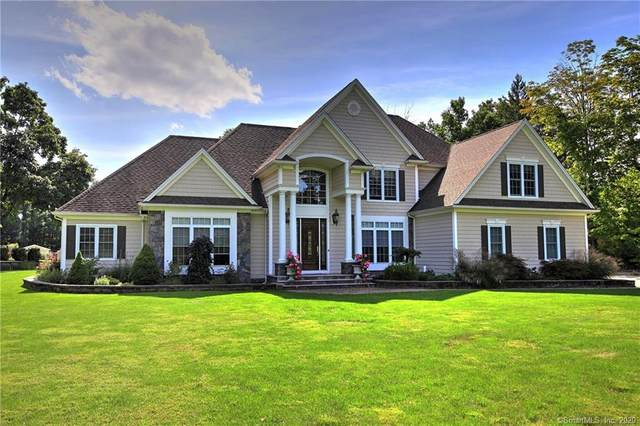 95 Jinny Hill Road, Cheshire, CT 06410 (MLS #170291768) :: The Higgins Group - The CT Home Finder