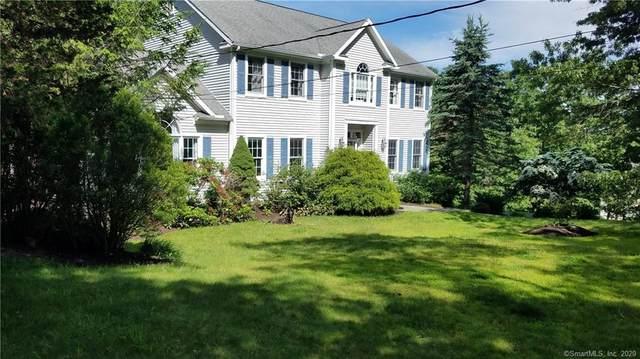 22 Pine Tree Hill Road, Newtown, CT 06470 (MLS #170292140) :: Carbutti & Co Realtors