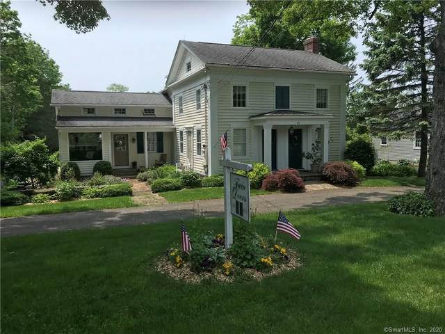 41 Main Street S, Bridgewater, CT 06752 (MLS #170292403) :: The Higgins Group - The CT Home Finder