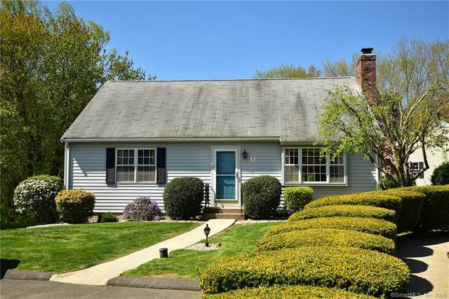 5 Maybury Road #5, Suffield, CT 06078 (MLS #170292410) :: NRG Real Estate Services, Inc.
