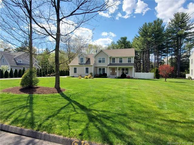 761 Marion Avenue, Southington, CT 06479 (MLS #170292758) :: Spectrum Real Estate Consultants
