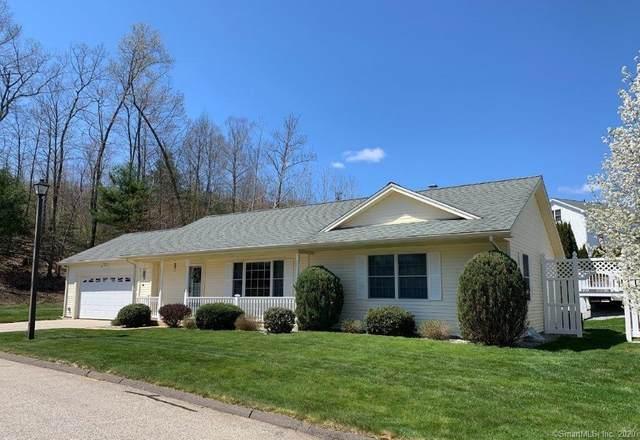 92 Furnace Avenue #83, Stafford, CT 06076 (MLS #170292808) :: GEN Next Real Estate