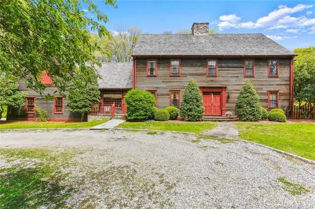 130 Norton Road, Easton, CT 06612 (MLS #170293017) :: Michael & Associates Premium Properties | MAPP TEAM