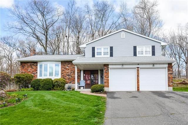 324 Candlewyck Drive, Newington, CT 06111 (MLS #170293032) :: Spectrum Real Estate Consultants