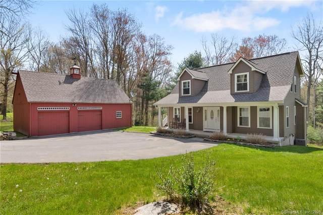 170 Crystal Lake Road, Ellington, CT 06029 (MLS #170293090) :: NRG Real Estate Services, Inc.