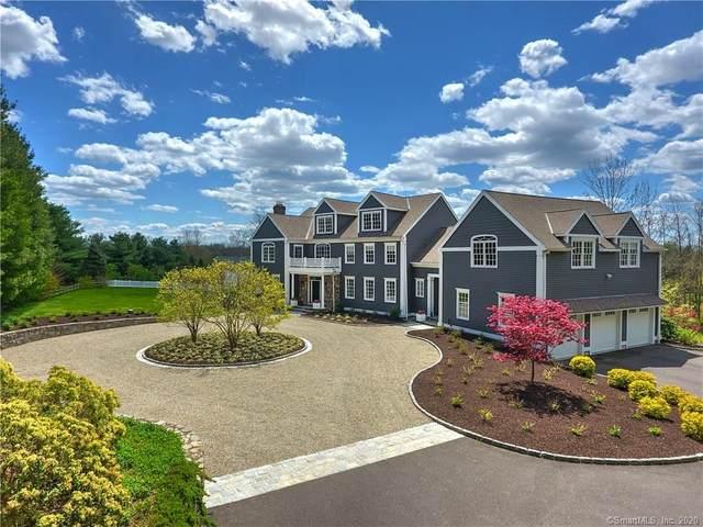 405 Belden Hill Road, Wilton, CT 06897 (MLS #170293146) :: Carbutti & Co Realtors