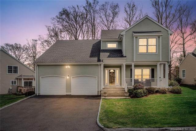 110 Maple Oak Drive #110, Stratford, CT 06614 (MLS #170293160) :: Carbutti & Co Realtors