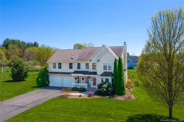 16 Deer Run, Enfield, CT 06082 (MLS #170293252) :: NRG Real Estate Services, Inc.
