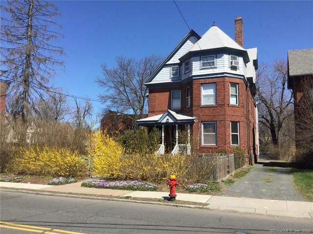 246 Collins Street, Hartford, CT 06105 (MLS #170293279) :: Tim Dent Real Estate Group