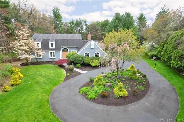 88 Thompson Road, Avon, CT 06001 (MLS #170293493) :: Spectrum Real Estate Consultants