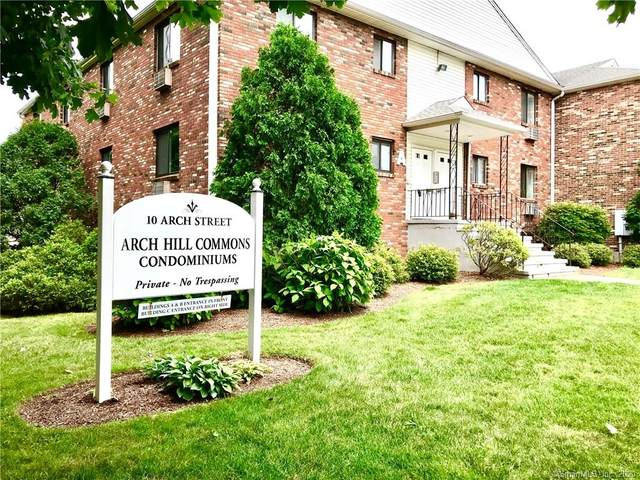 10 Arch Street A2, Norwalk, CT 06850 (MLS #170293500) :: Carbutti & Co Realtors