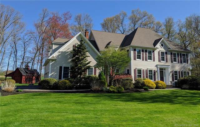 22 Ryan Drive, Ellington, CT 06029 (MLS #170293678) :: NRG Real Estate Services, Inc.
