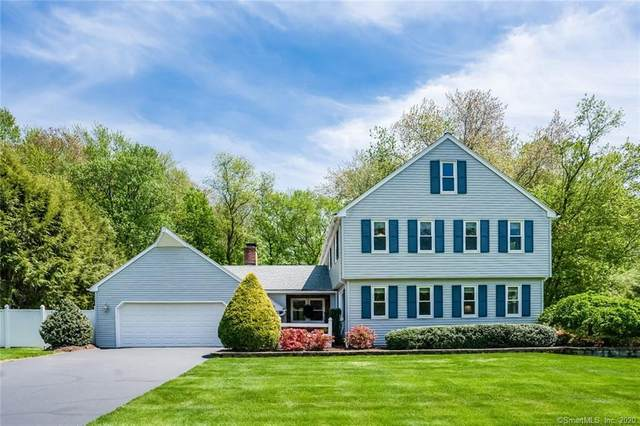 223 Carriage Drive, South Windsor, CT 06074 (MLS #170293801) :: NRG Real Estate Services, Inc.