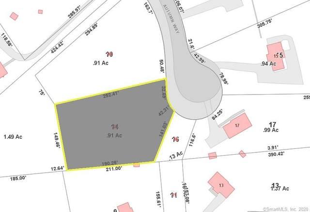 14 Autumn Way, Ledyard, CT 06339 (MLS #170294089) :: Mark Boyland Real Estate Team