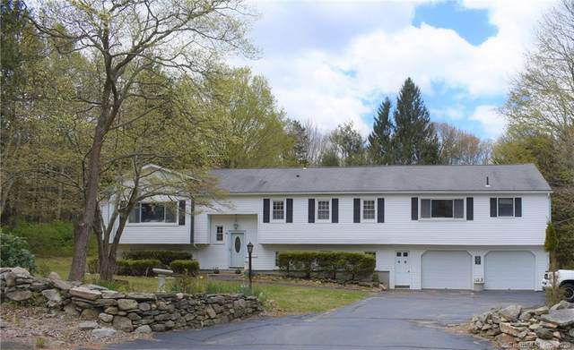46 Spicer Hill Road, Ledyard, CT 06339 (MLS #170294123) :: Carbutti & Co Realtors