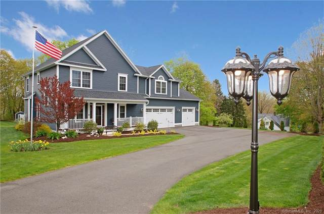 3 Russell Road, North Haven, CT 06473 (MLS #170294313) :: Carbutti & Co Realtors