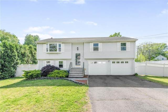 6 Abar Lane, South Windsor, CT 06074 (MLS #170294397) :: Spectrum Real Estate Consultants