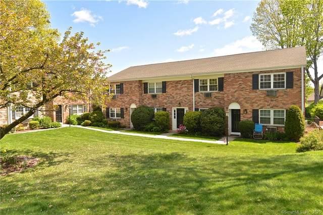 151 Courtland Avenue 3D, Stamford, CT 06902 (MLS #170294439) :: Michael & Associates Premium Properties | MAPP TEAM