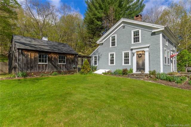 521 Lovely Street, Avon, CT 06001 (MLS #170294474) :: Spectrum Real Estate Consultants