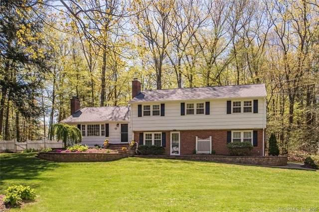 81 Bronson Road, Avon, CT 06001 (MLS #170294591) :: Spectrum Real Estate Consultants