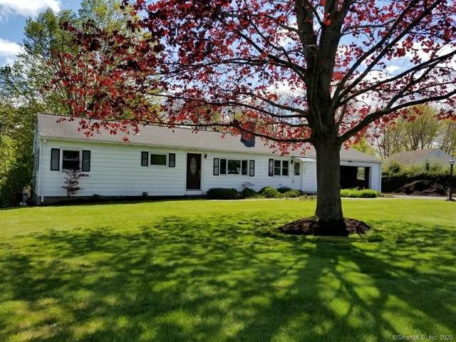 32 Riverview Terrace, Suffield, CT 06078 (MLS #170294660) :: NRG Real Estate Services, Inc.