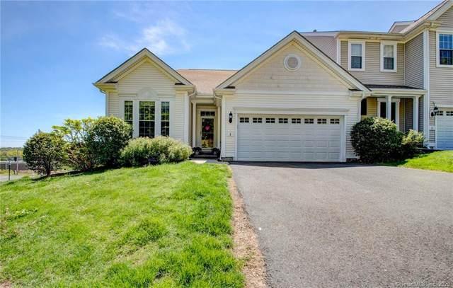 5 Sterling Drive #5, Newington, CT 06111 (MLS #170294674) :: Spectrum Real Estate Consultants
