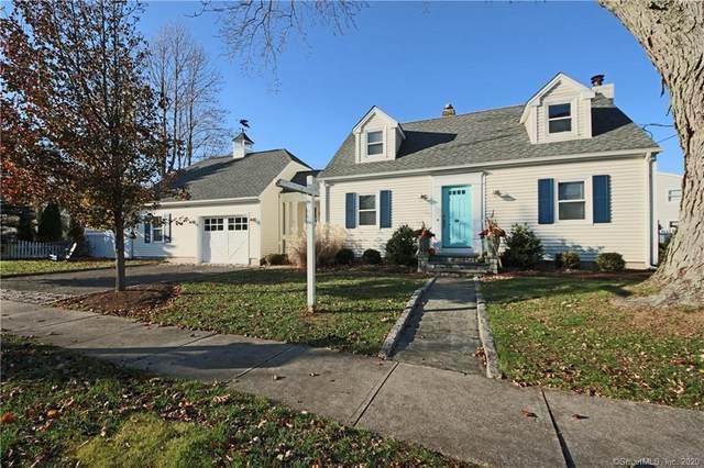60 Arbor Drive, Fairfield, CT 06890 (MLS #170294675) :: Carbutti & Co Realtors