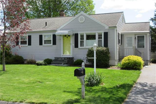 101 Round Hill Road, Meriden, CT 06450 (MLS #170294719) :: Spectrum Real Estate Consultants