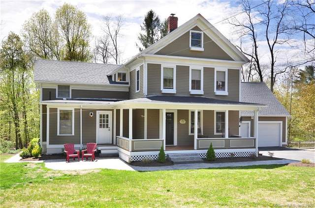 35 Huckleberry Hill Road, Avon, CT 06001 (MLS #170295186) :: Spectrum Real Estate Consultants