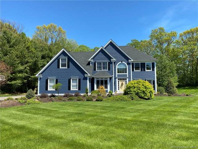 250 Oregon Road, Cheshire, CT 06410 (MLS #170295227) :: Coldwell Banker Premiere Realtors