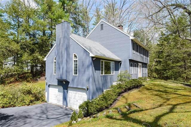 8 Hunter Road, Avon, CT 06001 (MLS #170295270) :: Spectrum Real Estate Consultants