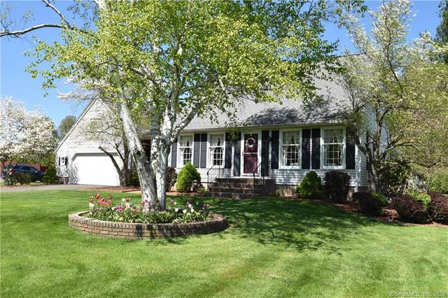 6 Catherine Lane, Suffield, CT 06078 (MLS #170295337) :: NRG Real Estate Services, Inc.