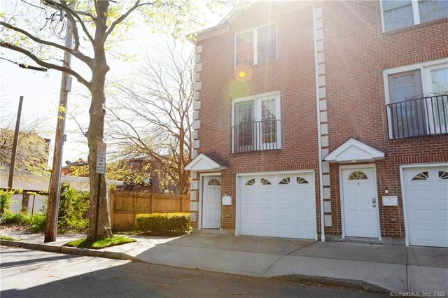 5 Saint John Connector #5, New Haven, CT 06511 (MLS #170295345) :: Team Feola & Lanzante | Keller Williams Trumbull