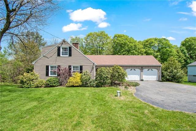 90 N Stone Street, Suffield, CT 06093 (MLS #170295378) :: NRG Real Estate Services, Inc.