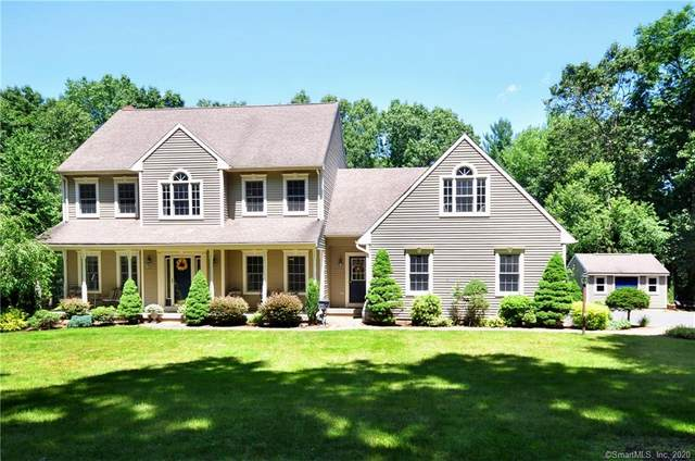 3580 Phelps Road, Suffield, CT 06093 (MLS #170295411) :: NRG Real Estate Services, Inc.