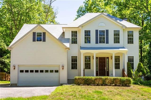 135 Sullivan Road, Salem, CT 06420 (MLS #170295414) :: Spectrum Real Estate Consultants