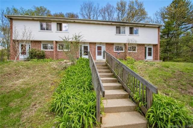 25 Anton Road D, Mansfield, CT 06268 (MLS #170295599) :: Michael & Associates Premium Properties | MAPP TEAM