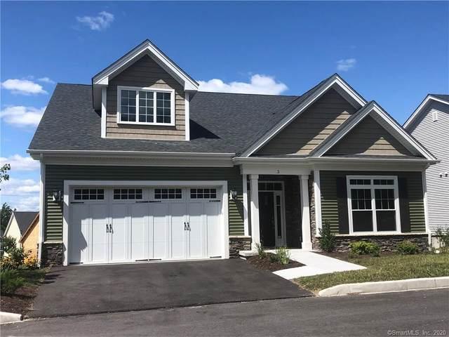 3 Twin Oaks Trail #132, Beacon Falls, CT 06403 (MLS #170295746) :: Spectrum Real Estate Consultants