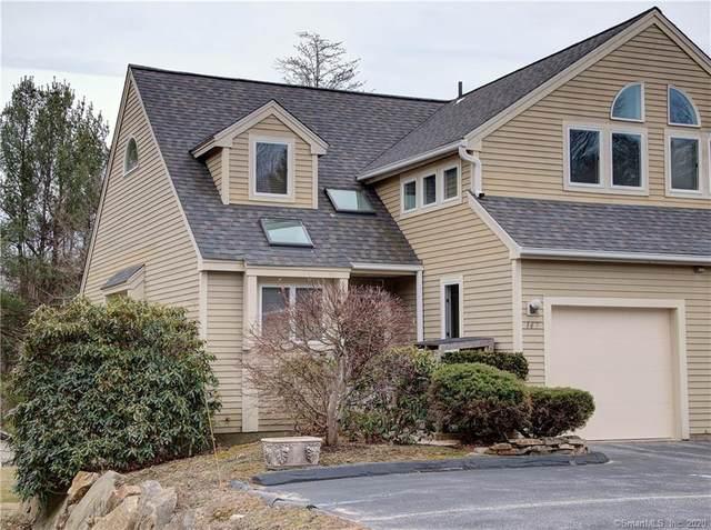 147 Courtyard Lane #147, Mansfield, CT 06268 (MLS #170295761) :: Michael & Associates Premium Properties | MAPP TEAM