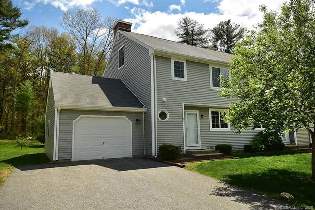 37 Liberty Drive, Mansfield, CT 06250 (MLS #170295768) :: Michael & Associates Premium Properties | MAPP TEAM